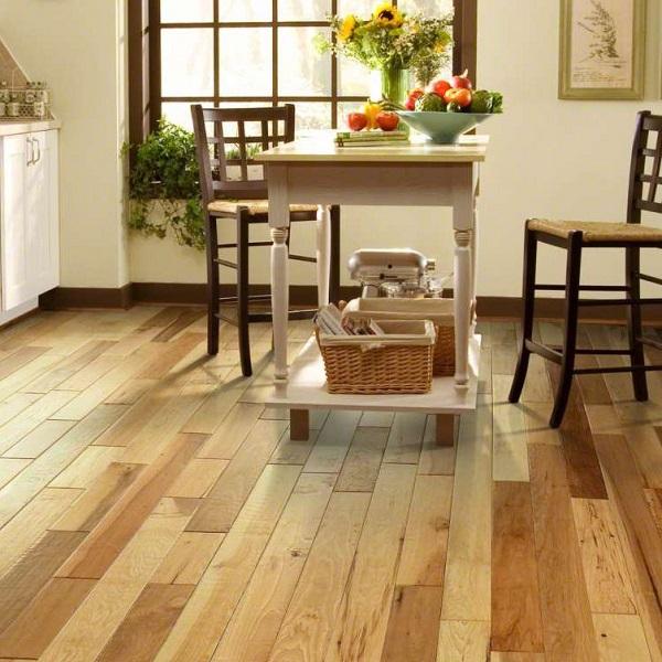 Bí quyết chọn sàn gỗ tốt phù hợp với ngôi nhà